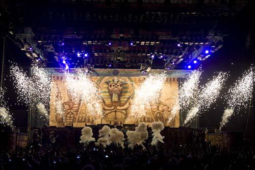 Iron Maiden Us Tour  Opener