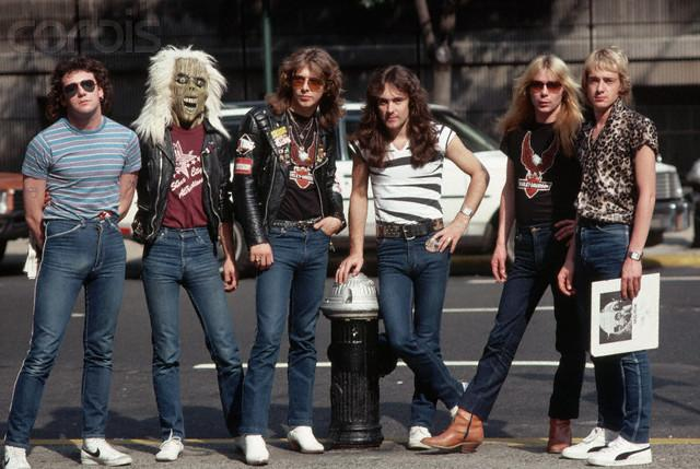 The Heavy Metal Band, Iron Maiden