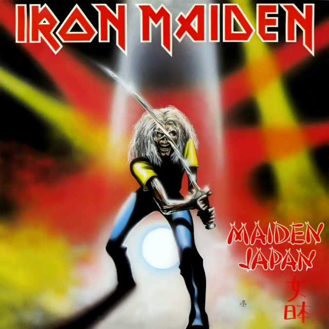maidenjapancoverofficial
