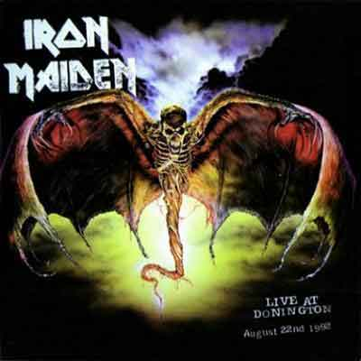 Donington Live 1992 is the History DVD set to follow Maiden England at some point in the near future.