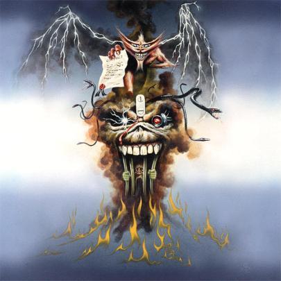 evil that men do cover art