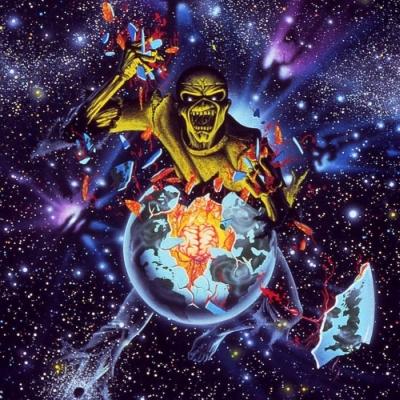 Iron Maiden World Piece Tour