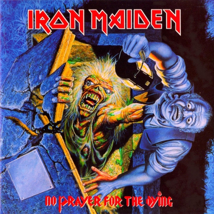 Image result for Iron Maiden – No Prayer for the Dying