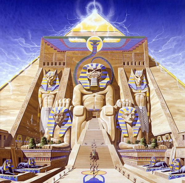 powerslave cover art 2